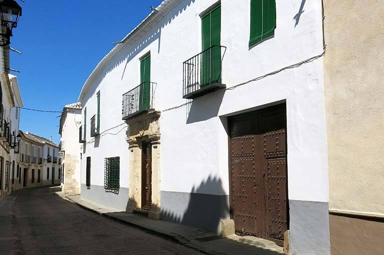 Calle Bernardas de Almagro