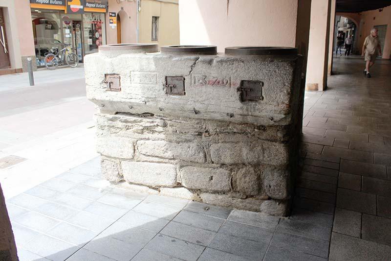 La Seu d'Urgell carrer major Bladeria