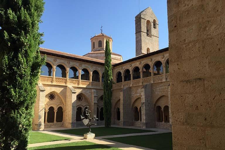Monasterio de Santa María de Valbuena de Duero, Valladolid