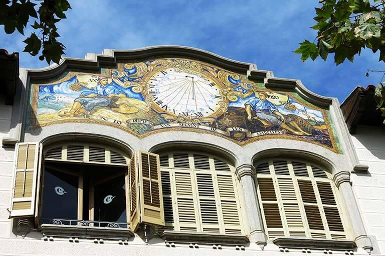 Sant Feliu de Guixols, Girona, casa Patxot