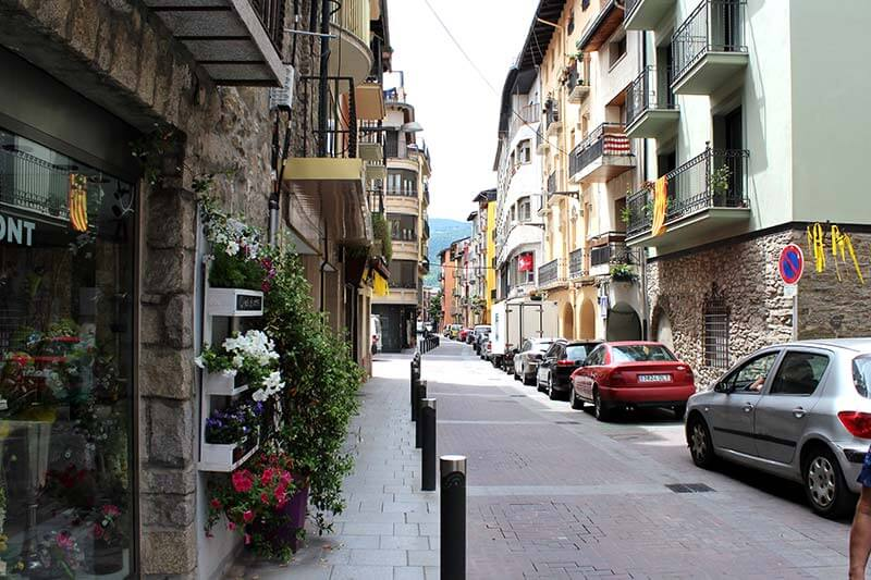 La Seu d'Urgell carrer major