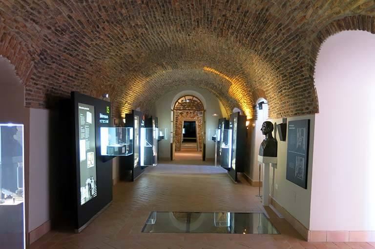 Almaden Hospital de mineros de San Rafael Museo del minero