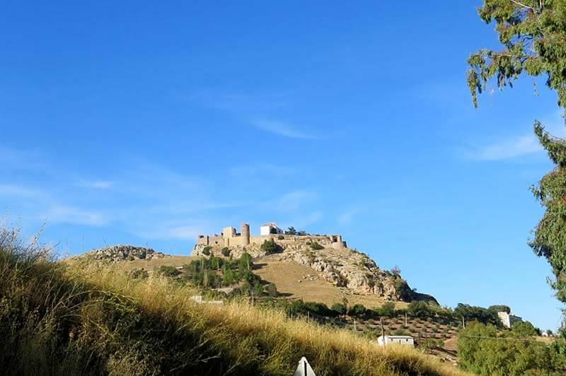 Carcabuey Castillo