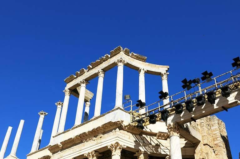 Merida Teatro romano