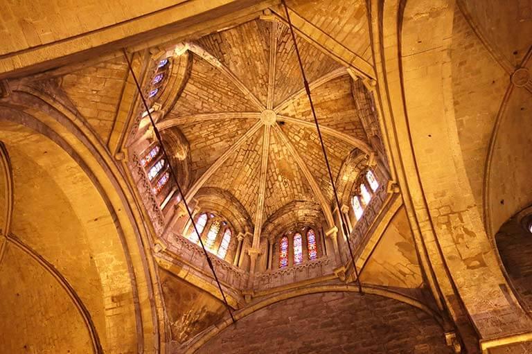 Monestir Sant Cugat del Valles, Barcelona
