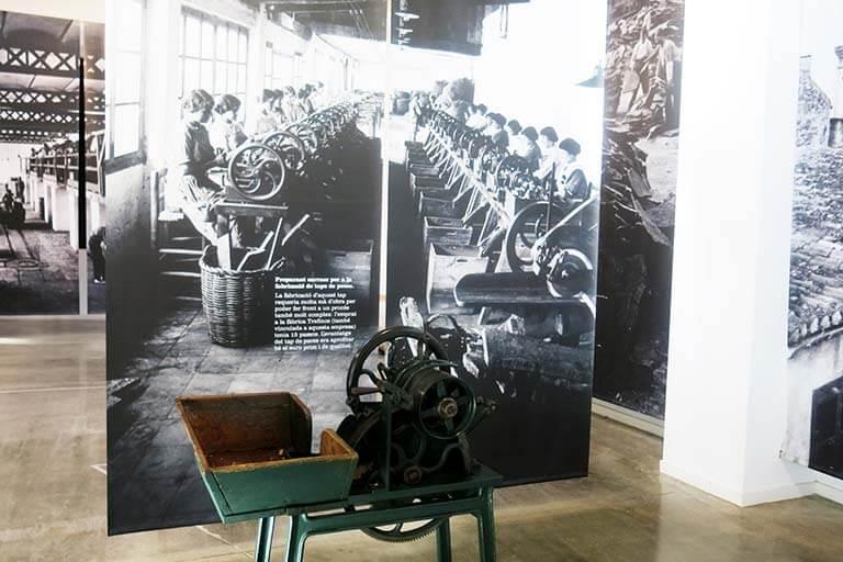 Museu del Suro, Palafrugell, Girona