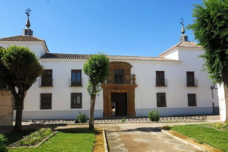 Palacio de los Condes de Valdeparaiso de Almagro