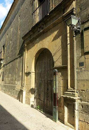 Ubeda Palacio de Francisco de los Cobos