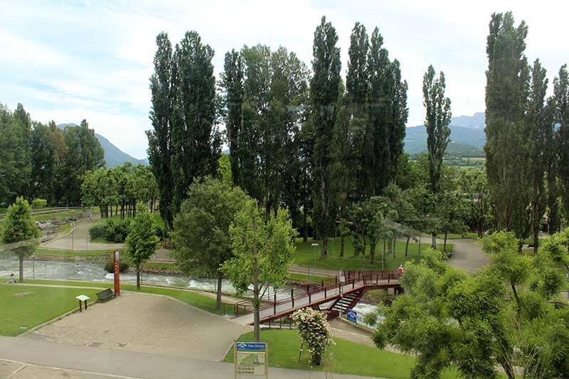 La Seu d'Urgell Parc Olimpic del Segre