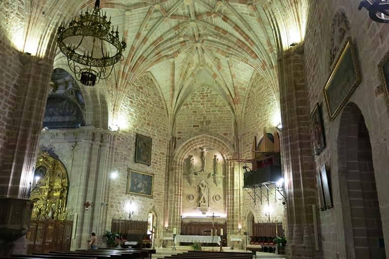 Villanueva de los Infantes Iglesia de San Andres