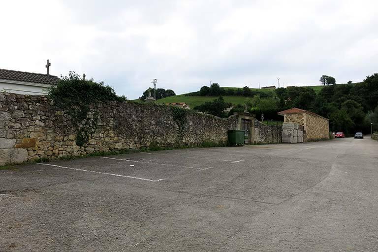 Cementerio, Lierganes, Cantabria