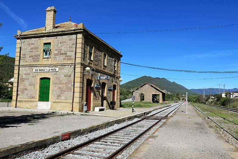 Estacion Santa Maria-La Peña
