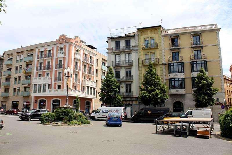 La Seu d'Urgell Plaça Catalunya