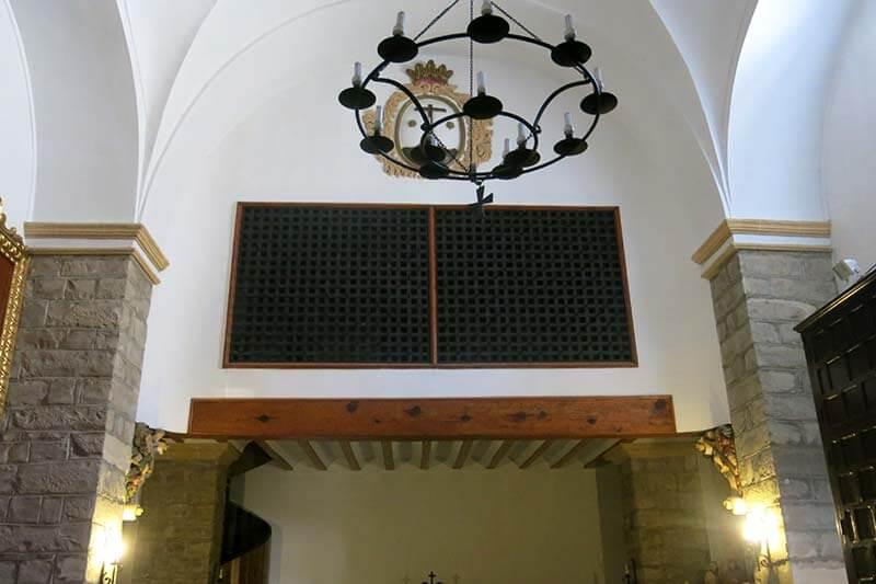 Sabiote Iglesia de Santa Maria