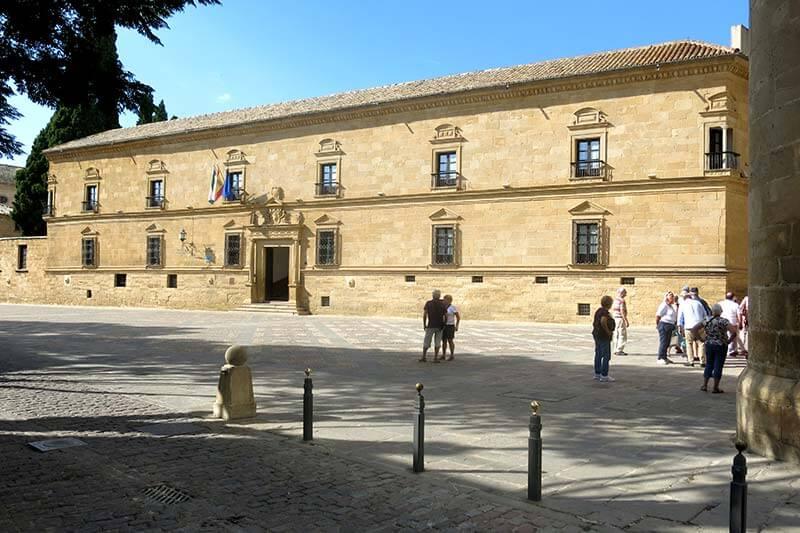 Ubeda Palacio del Dean Ortega