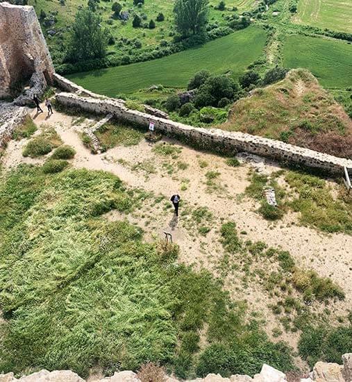 Castillo de Calatañazor, Soria