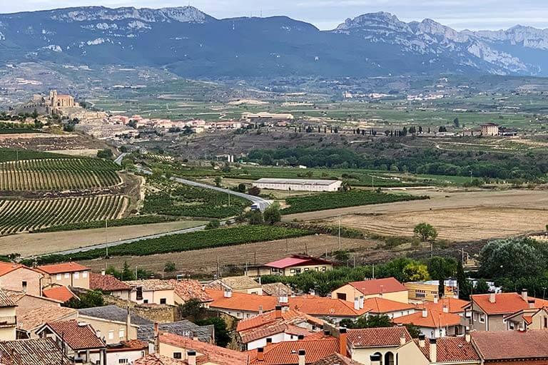 Valle del Ebro San Vicente de la Sonsierra