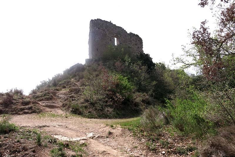 Castell de Lluça