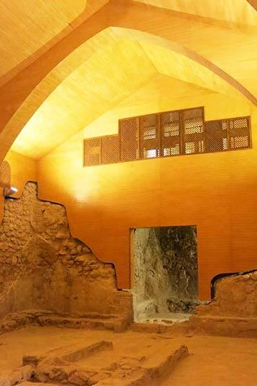 Castillo de Lorca Juderia Sinagoga