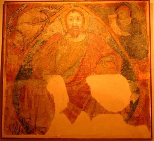 Monestir de Sta Maria de Lluçà
