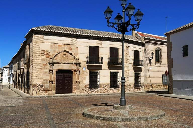 Casa del Capellan de las Bernardas de Almagro