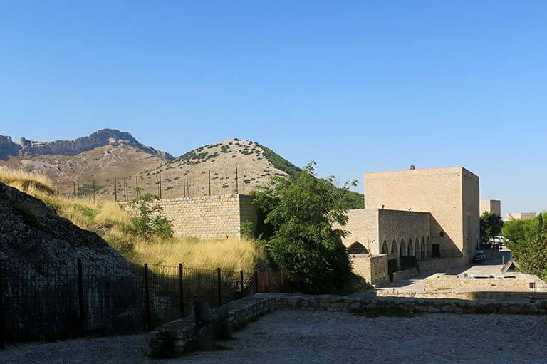Castillo de Santa Catalina, Jaen. Parador