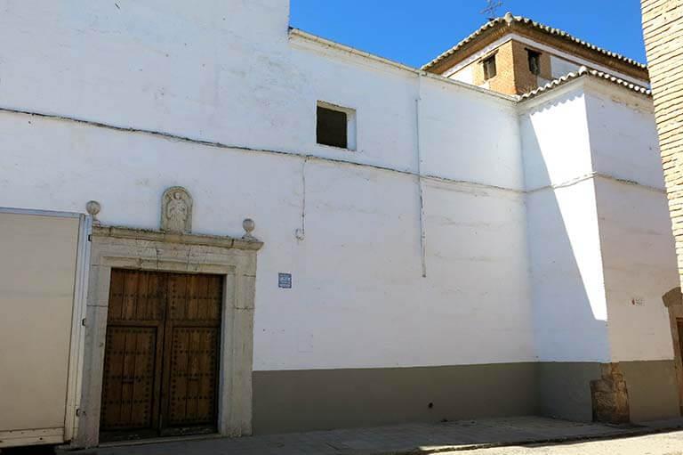 Convento de las Bernardas de Almagro