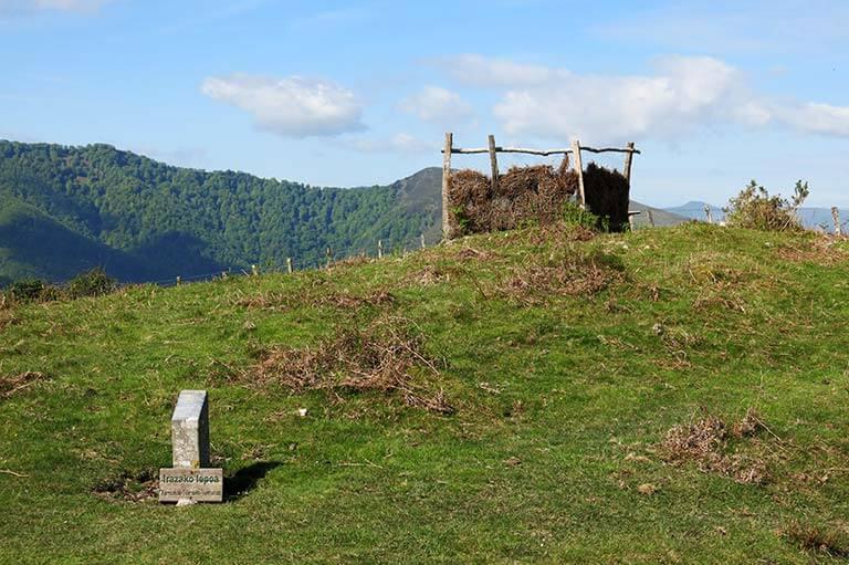 Sendero arqueológico de Zentinela