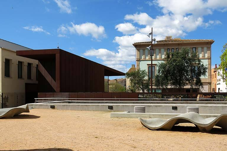 Cal Ganxo, Museu del Suro, Palafrugell, Girona