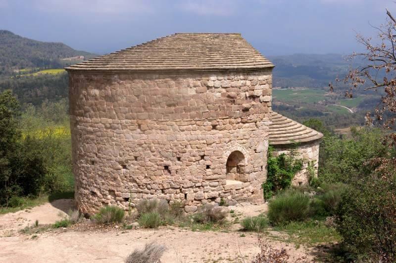 Església de St Vicenç de Lluçà