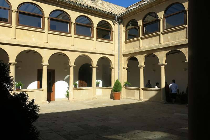 Sabiote Convento Carmelitas Descalzas