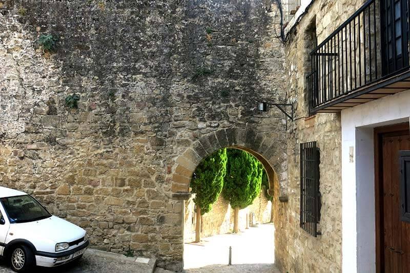 Ubeda Puerta de Granada