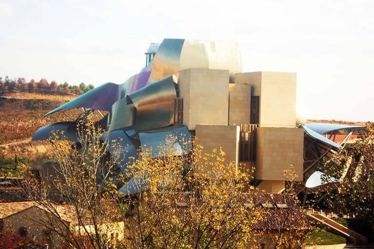 Elciego Hotel Frank Gehry