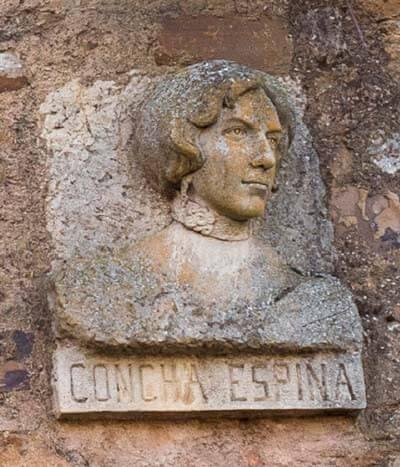 Concha Espina Castrillo de los Polvazares-F