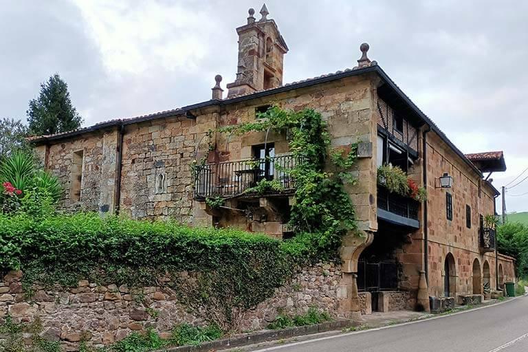 Casa del Ángel, Lierganes, Cantabria