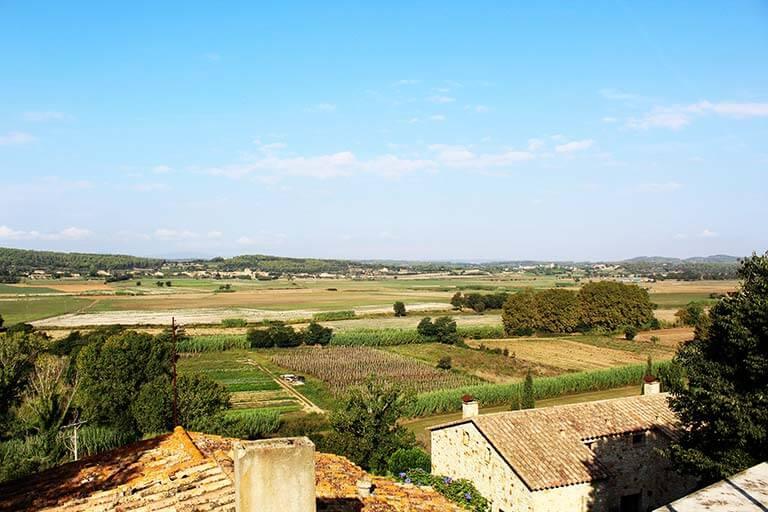 Pals, Girona. Sant-Feliu de Boada