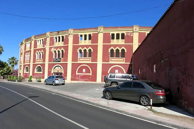 Merida Plaza de toros