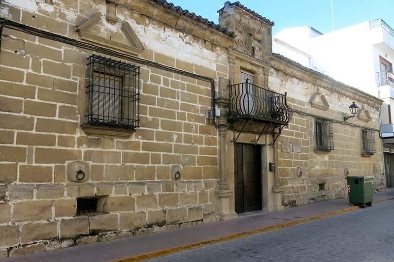 Sabiote Casa Palacio de los Moreno de Villena