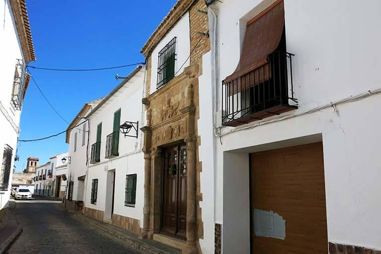 Casa del Marqués de las Hormazas de Almagro