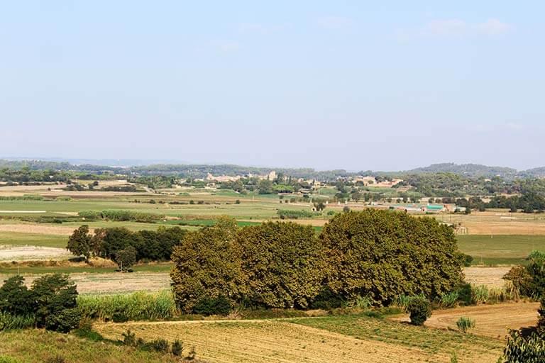 Pals, Girona. Palau-Sator