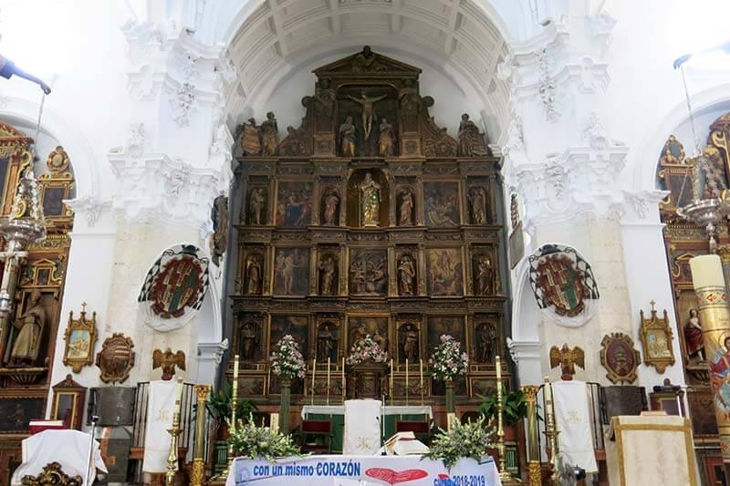 Priego de Cordoba Iglesia de la Asuncion