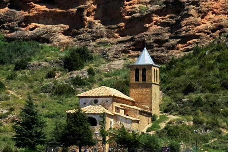Riglos Iglesia Nuestra Señora del Mallo