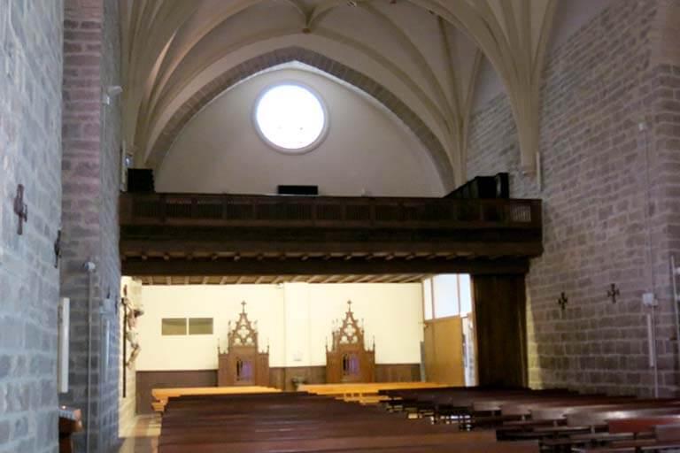 Sanguesa. Convento de San Francisco de Asis
