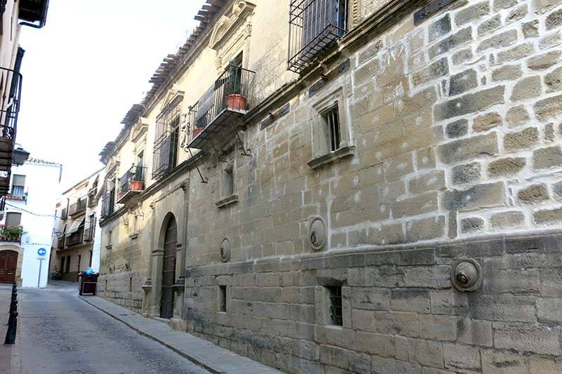 Ubeda Palacio de los Medinilla