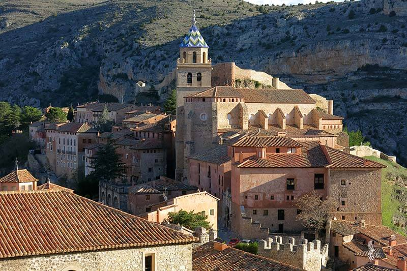 Albarracin, Catedral