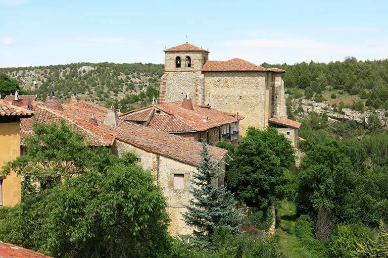 Iglesia de Nuestra Señora del Castillo. Calatañazor, Soria