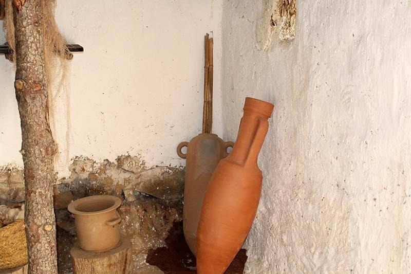 Jaciment iber de Turo Rodo casa ibera