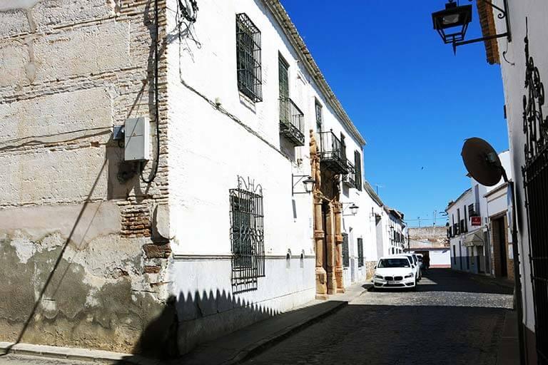 Palacio de los Oviedo de Almagro