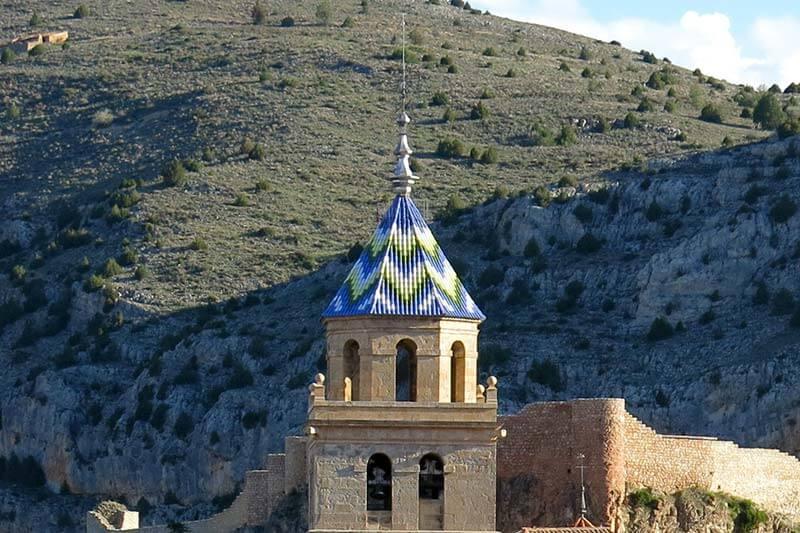 Albarracin, Catedral