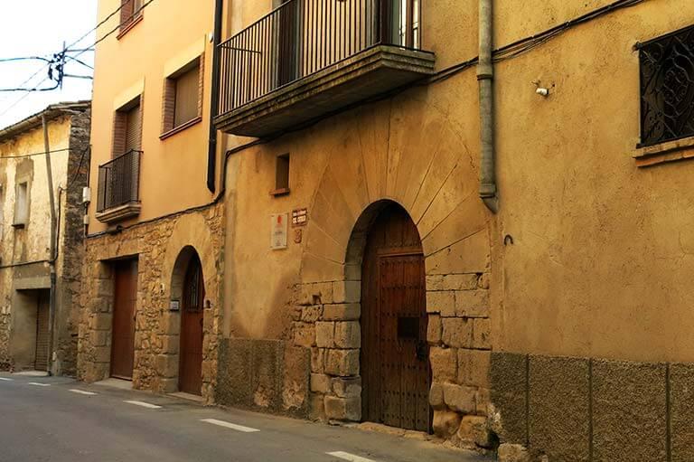 Vilanova de Prades. Tarragona